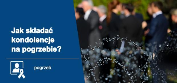 NekrologWzór - Jak składać kondolencje na pogrzebie?