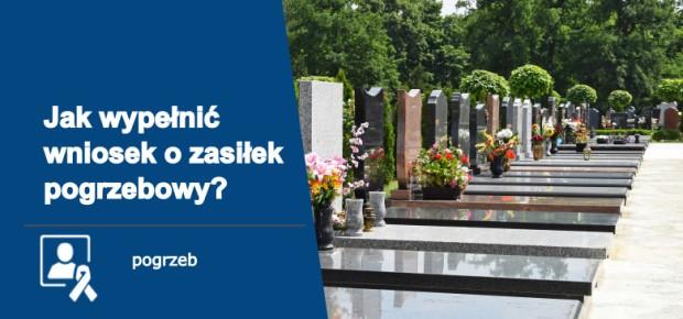 NekrologWzór - Wniosek o zasiłek pogrzebowy ZUS i KRUS - jak wypełnić, gdzie złożyć?