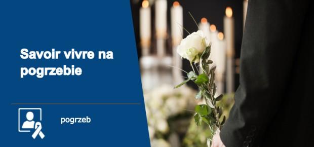 NekrologWzór - Savoir vivre na pogrzebie